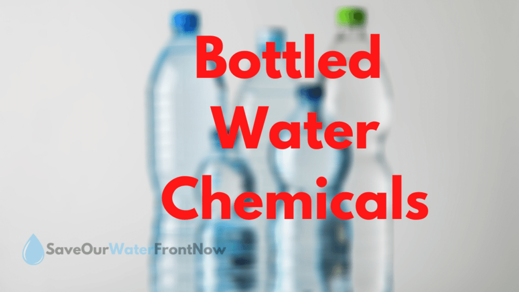 chemical bottled waters