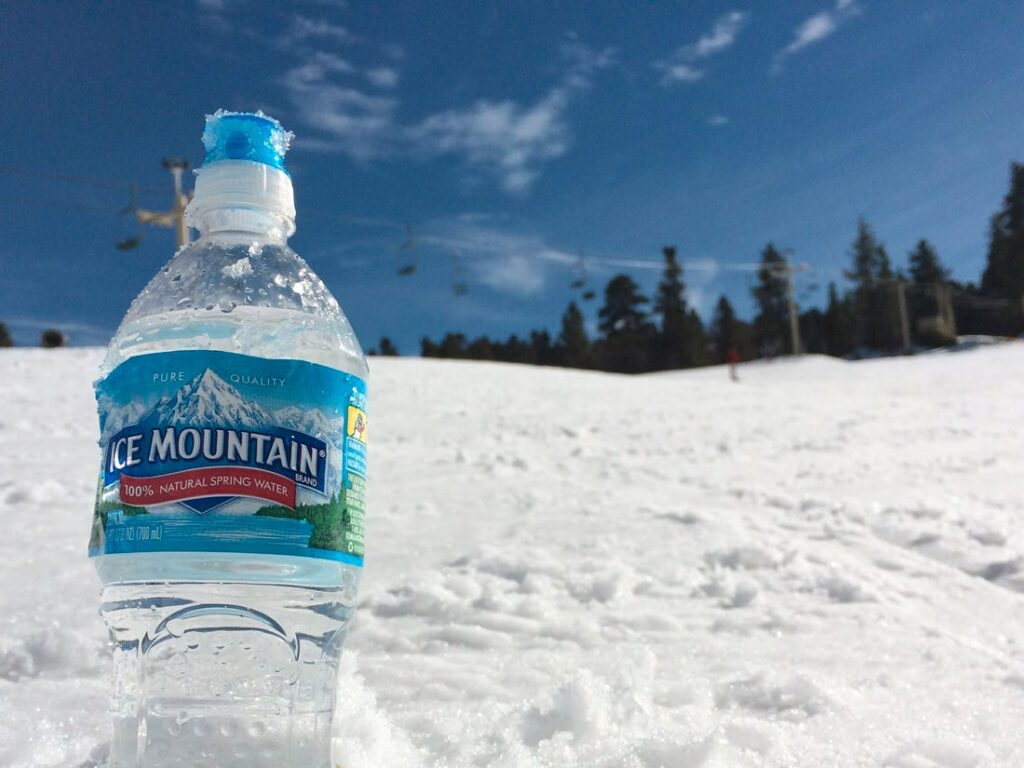 is ice mountain water good for you?