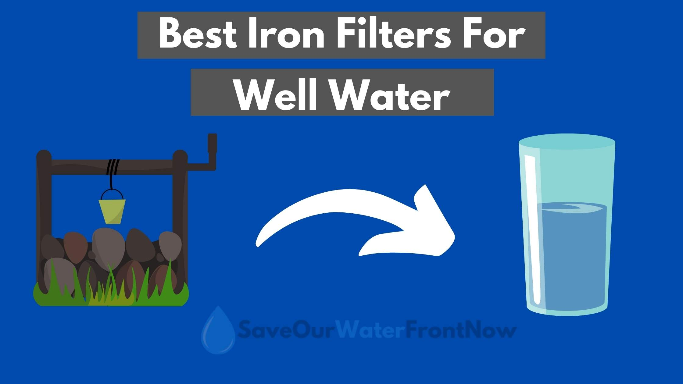 Best-Iron-Filters-For-Well-Water