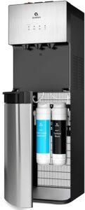 Avalon A5 Self Cleaning Bottleless Water Cooler Dispenser, UL/NSF/Energy star, Stainless Steel, full size