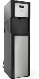 hOmeLabs Bottom Loading Water Dispenser for 3 or 5 Gallon Bottle